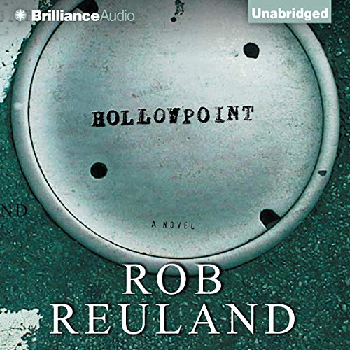 Hollowpoint audiobook cover art