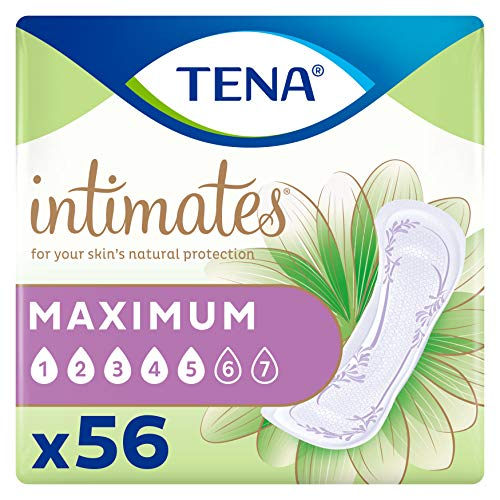 TENA Intimates Maximum Absorbency Incontinence/Bladder Control Pad