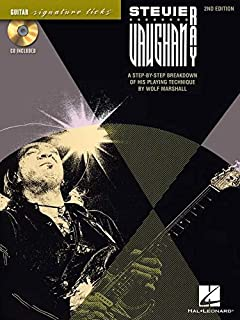 Stevie Ray Vaughan: Step by Step Breakdown