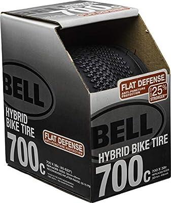 Bell Hybrid Bike Tire with Flat Defense, 700 x 38 c