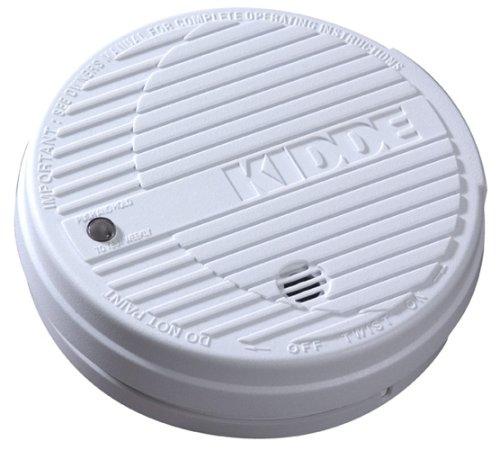 Kidde 915 battery-operated smoke alarm