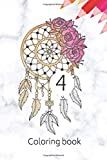 Coloring book: part 4 (Coloring books for adults)
