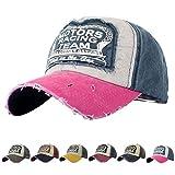 UMIPUBO Gorras Beisbol Deportes Unisex Adjustable al Aire Libre Cap clásico algodón Sombrero...