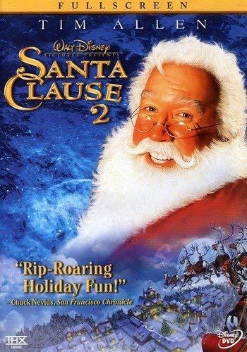 Santa Clause 2 (Full Screen Edition) by Walt Disney Home Video