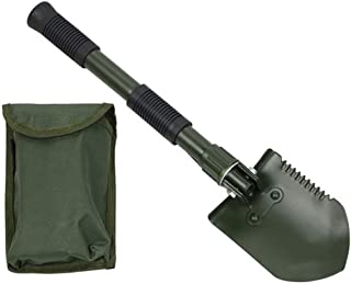Deanyi Multifunctional Folding Shovel for Outdoor Camping Hiking