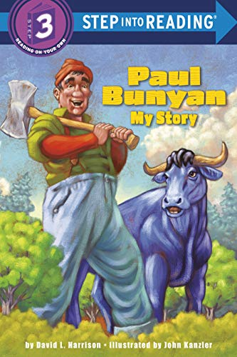 Paul Bunyan: My Story (Step into Reading)の詳細を見る