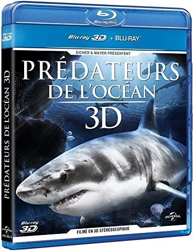 Prédateurs de l'océan 3D [Italia] [Blu-ray]