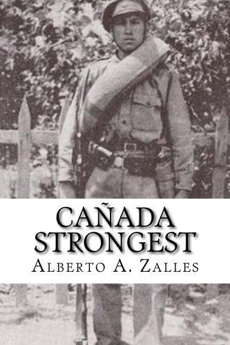 Caada Strongest: Volume 3 (Novela)