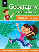 Rand McNally Beginner Geography & Map Activities Workbook