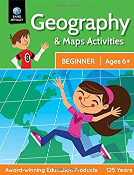 Geography & Maps Activities Beginner | Ages 6+