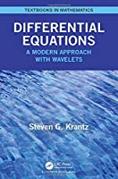 Differential Equations: A Modern Approach with Wavelets Front Cover
