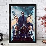 ThinkingPower Nolan. Robert Pattinson Film Tenet Klassische