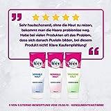 Veet Haarentfernungs-Creme Silk und Fresh sensible Haut, 100 ml - 6