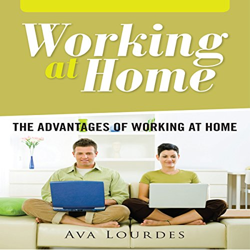 Working at Home audiobook cover art