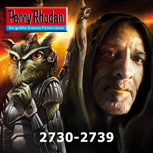 Perry Rhodan, Sammelband 34 audiobook cover art