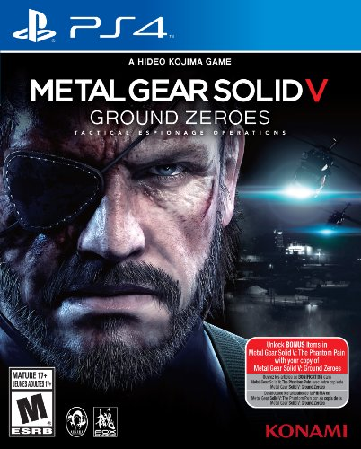 Metal Gear Solid V: Ground Zeroes - PlayStation 4 Standard Edition