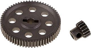 WHHHuan 2pcs 11184 Engrenage Principal en métal en métal en métal en Acier 1:10 RC HSP 94111 94123 94111 Pro Redcat RC Camion