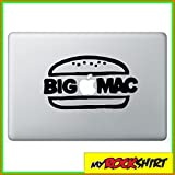 Big Mac Bigmac Hamburger Macbook Macbook Aufkleber Skin Mac für alle Macbooks passend