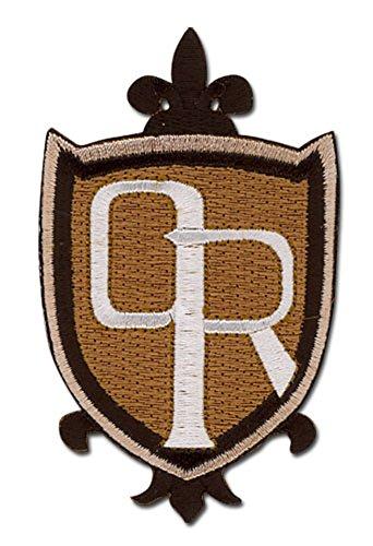 Ouran High School Host Club School Logo Patch