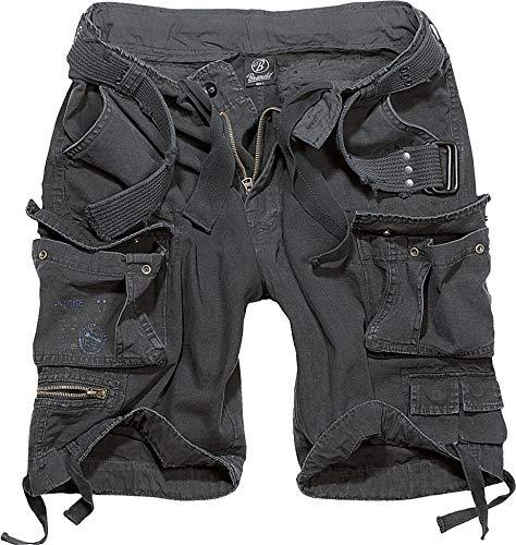 Brandit Savage Vintage Gladiator Short Schwarz 3XL