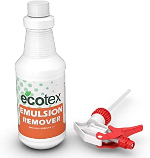 Ecotex Emulsion Remover Economical Powerful Stripper for use in Industrial/DIY Screen Printing Environment Pint