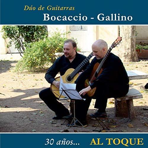 Dúo de Guitarras Boccacio Gallino