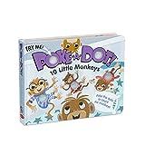 Poke-a-Dot: 10 Little Monkeys