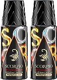 Scorpio - Déodorant Homme - Scandalous -...