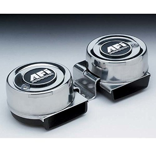 Stainless Steel Mini Twin Electric Horn