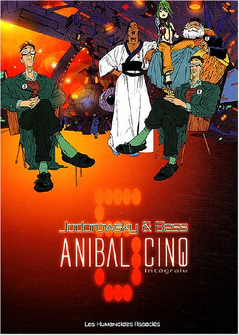 Anibal, tome 5 : L'intégrale