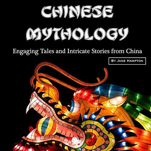 『Chinese Mythology』のカバーアート