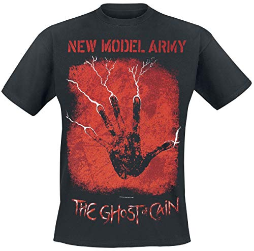 New Model Army The Ghost of Cain T-Shirt schwarz M