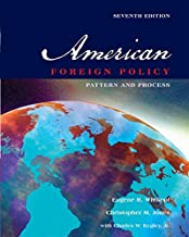 american foreign policy pattern and process