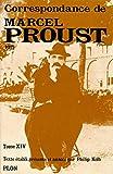 Marcel Proust (1915), tome XIV - Correspondance - Plon - 01/06/1986