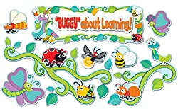 """Buggy"" for Bugs Bulletin Board Set"