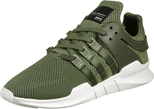 adidas Originals Adidas Originals Equipment Support ADV Herren Sneaker (36 2/3 EU, Grün(TACGRN/OWHITE))