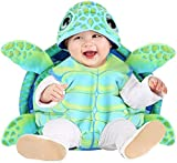 Princess Paradise Baby Sea Turtle Costume, As Shown, 12 to 18 Months, Multi