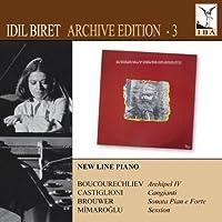 Archive Edition 3 by MIMAROGLU / CASTIGLIONI / BOUCOU (2010-03-30)
