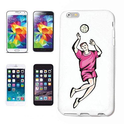 Reifen-Markt Handyhülle kompatibel für iPhone 7 Handball Fussball Volleyball Basketball Sport Hardcase Schutzhülle Handy Cover Smart Cover