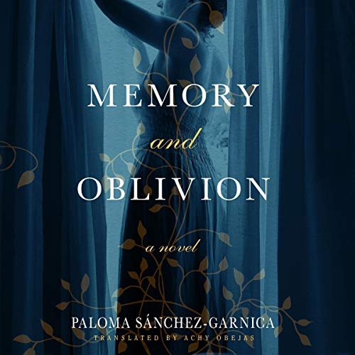 Memory and Oblivion audiobook cover art