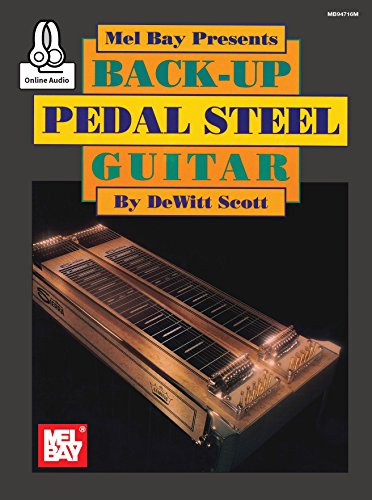 Back-Up Pedal Steel Guitar (English Edition)