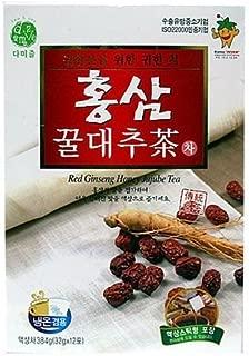 Best red ginseng honey jujube tea benefits Reviews