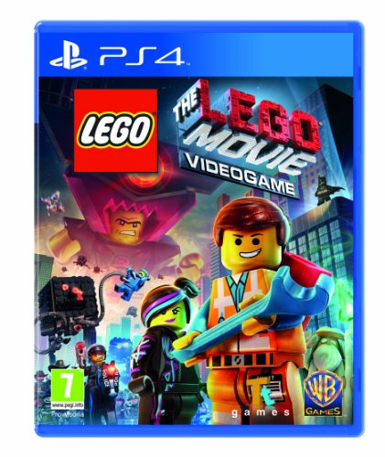 GIOCO PS4 LEGO MOVIE
