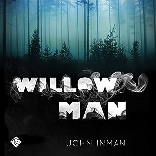 Willow Man audiobook cover art