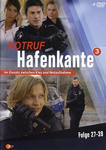 Notruf Hafenkante 3, Folge 27-39 (4 DVDs)