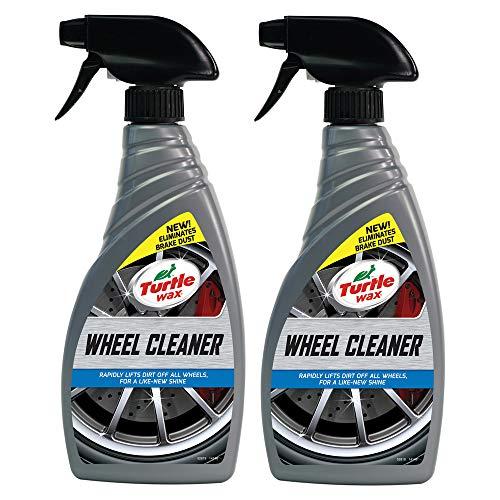 Turtle Wax 52819 Wheel Cleaner Radreiniger Für Felgenglanz 500Ml