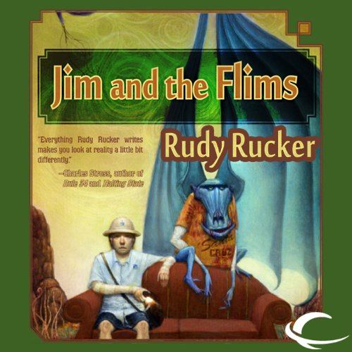 Jim and the Flims audiobook cover art