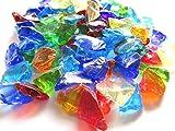 琉球ガラス カレット 虹のかけら サイズ 大 10g レジン 封入 かけら アクセサリー パーツ アップフェル