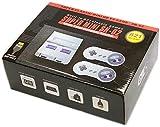 O RLY Retro Spiel konsolen Klassische Videospiele Videospielkonsole TV HDMI Zwei Controller (821...