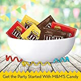 M&M'S Variety Mix Chocolate Fun Size Christmas Candy 85.23-Ounce 150-Piece Bag